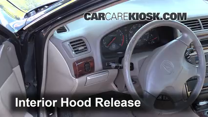 Open Hood