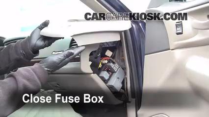 2008 chevy malibu fuse box