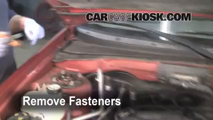 How to change cabin air filter on 2011 ford escape xlt for 2002 ford explorer cabin air filter location