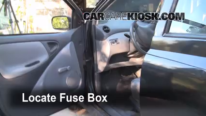 D Fuse Locations Please Help Bc also Ask besides Fuse Interior Part also Toyota Camry Solara further Toyota Sienna Mk Fuse Box Engine  partment. on 2007 toyota yaris fuse box location