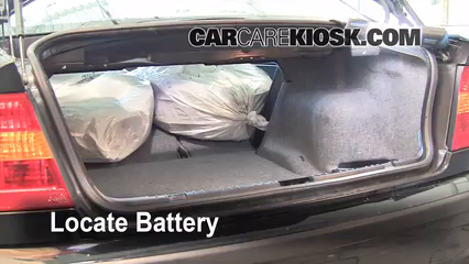 Bmw 325i Battery Location Bmw Free Engine Image For User