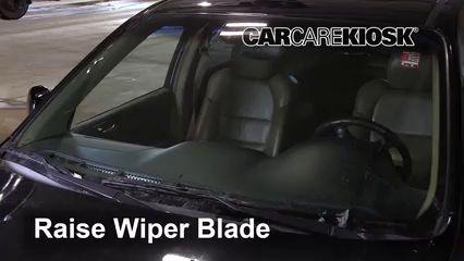 Front Wiper Blade Change Acura Mdx 2001 2006 2002