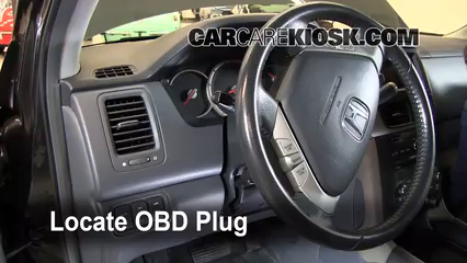 I as well Diagnose moreover T13784581 Fuse box under dash driver side pulled additionally Replace likewise Honda Cabin Filter Location 2006. on honda crv fuse box