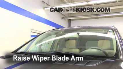 Front Wiper Blade Change Mercedes Benz Ml350 2006 2011
