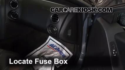 2004-2008 Pontiac Grand Prix Interior Fuse Check - 2008 ...