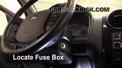 Fuse%20Interior%20-%20Part%201 Where Is The Fuse Box On A Ford Focus on