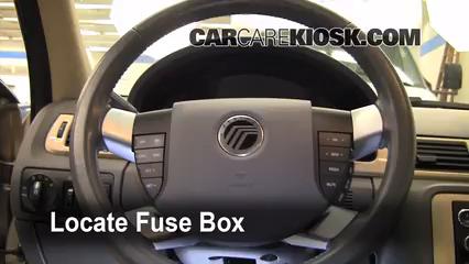 2008 mercury sable interior fuse box 2008 automotive wiring diagrams fuse%20interior%20 %20part%201