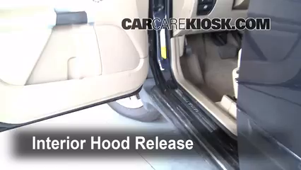 Service manual [Xc90 Hood Latch Release Hack Youtube ...