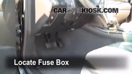 interior fuse box location 2007 2013 acura mdx 2009 1999 Honda Accord Engine Diagram