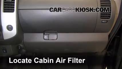 How to change the cabin filter in a 2014 pathfinder for 2016 nissan murano cabin air filter