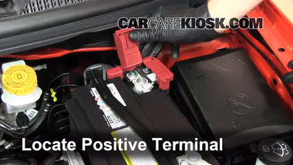 how to jumpstart a 2012 2016 chevrolet sonic 2012