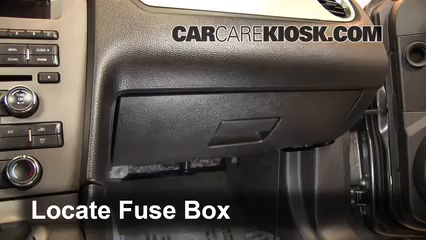 Interior    Fuse       Box    Location  20102014 Ford    Mustang     2013