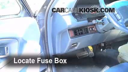 interior fuse box location 1992 1998 buick skylark 1994. Black Bedroom Furniture Sets. Home Design Ideas