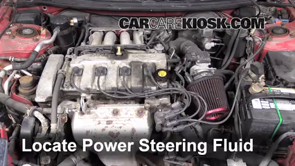 power steering leak fix 1990 1997 mazda miata 1993