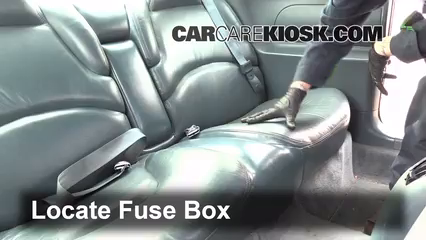 replace a fuse 1995 1999 buick riviera 1995 buick riviera 3 8l v6 locate engine fuse box and remove cover