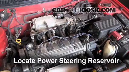 how to fix power steering
