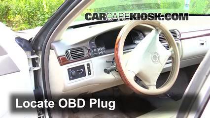 Cadillac Deville L V Sedan Fobd Plug