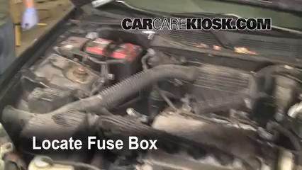 Honda Civic Ek Fuse Box Diagram on