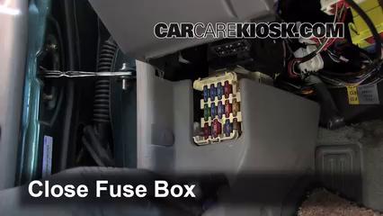 interior fuse box location 1997 2003 mercury tracer 1997 interior fuse box location 1997 2003 mercury tracer 1997 mercury tracer ls 2 0l 4 cyl sedan