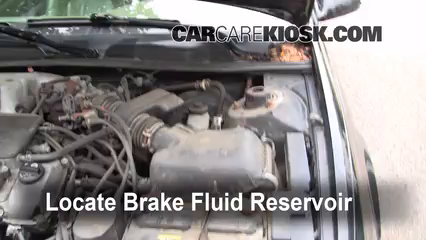 Toyota Camry Xle L V Fbrake Fluid Part