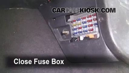 interior fuse box location 1993 1998 jeep grand cherokee 1994 interior fuse box location 1993 1998 jeep grand cherokee 1994 jeep grand cherokee limited 4 0l 6 cyl