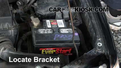 1998 Mazda 626 Engine 1 - Battery Replacement Lx Cyl - 1998 Mazda 626 Engine 1