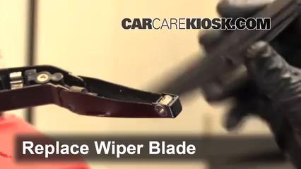 Front Wiper Blade Change Mercedes Benz Sl500 1990 2002