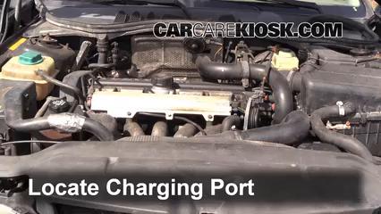 Volvo V Awd L Cyl Turbo Fair Conditioning Fill Part