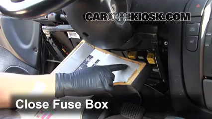 interior fuse box location 19972001 cadillac catera 1999 interior fuse box location 1999 2007 ford f250 super duty 2002