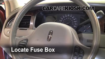 2006 lincoln town car fuse box 2006 wiring diagrams online