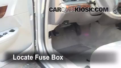 interior fuse box location 1992 2011 ford crown victoria 2009 interior fuse box location 1992 2011 ford crown victoria 2009 ford crown victoria police interceptor 4 6l v8 flexfuel