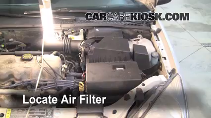 how to change fuel filter on 2002 ford focus se
