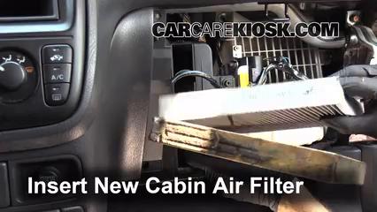 Honda Cr V Ex L Cyl Fair Filter Cabin Part on Honda Civic Fuel Filter Change