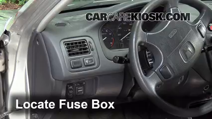 interior fuse box location 1996 2000 honda civic 2000 honda interior fuse box location 1996 2000 honda civic 2000 honda civic ex 1 6l 4 cyl coupe 2 door