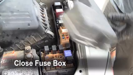 replace a fuse 2000 2004 toyota avalon 2003 toyota avalon xls 6 replace cover secure the cover and test component