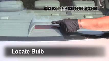 Third Brake Light Bulb Change Toyota Avalon 1995 1999