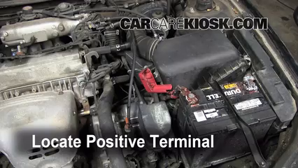 Toyota Camry Ce L Cyl Fbattery Locate Part