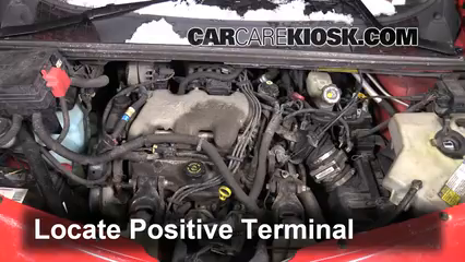 how to change the plugs in a pontiac aztek