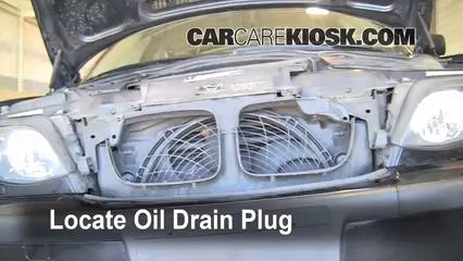 Oil  Filter Change BMW 330i 19992006  2005 BMW 330i 30L 6 Cyl