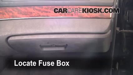 interior fuse box location 1997 2003 bmw 525i 2001 bmw 525i 2 5 interior fuse box location 1997 2003 bmw 525i 2001 bmw 525i 2 5l 6 cyl sedan