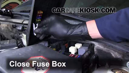Changing Car Stereo On  Ford Focus Zx