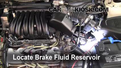Add Brake Fluid 2000 2007 Ford Taurus 2002 Ford Taurus