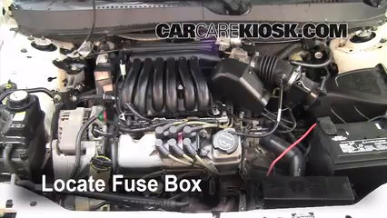 Ford Taurus Se Valve L V Ffuse Engine Part on Abs Fuse Blown