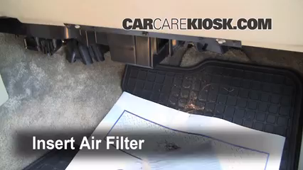 Air Filter Cabin Part