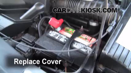 how to clean battery corrosion 1999 2004 honda odyssey. Black Bedroom Furniture Sets. Home Design Ideas