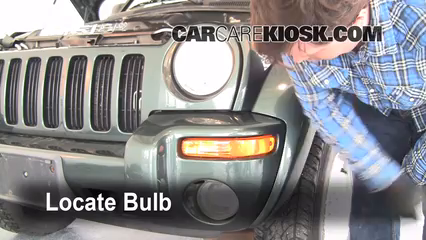 Fog Light Replacement 2002 2007 Jeep Liberty 2006 Jeep