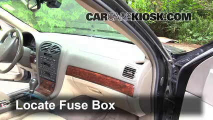 2002 lincoln ls fuse box interior fuse box location: 2000-2002 lincoln ls - 2001 ... #9