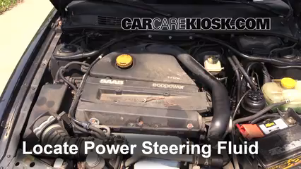 how to add power steering fluid od