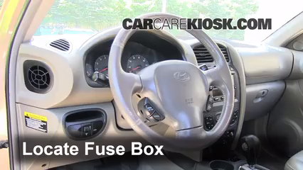 Fuse Interior Part on 2004 Hyundai Sonata Fuse Panel Diagram