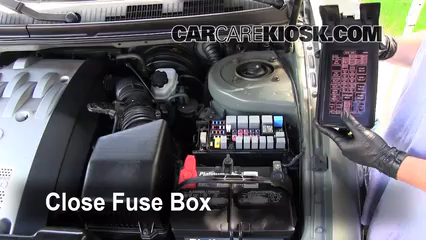 fuse box for 2005 kia sedona fuse box for 2005 dodge magnum replace a fuse: 2002-2005 kia sedona - 2003 kia sedona ex ...